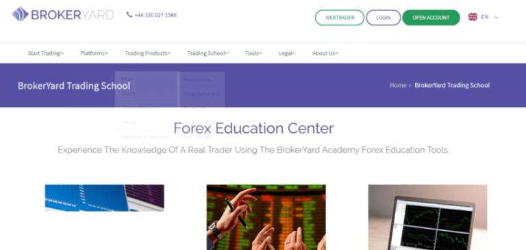 broker BrokerYard Reviews
