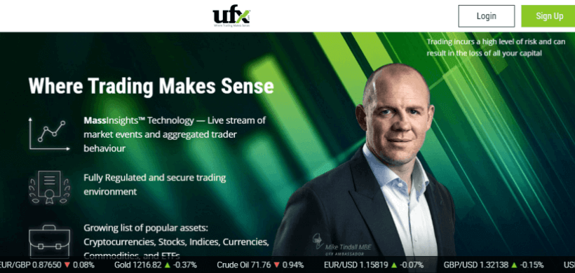 broker UFX Reviews