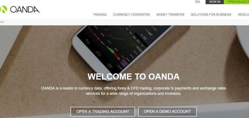 broker OANDA Reviews