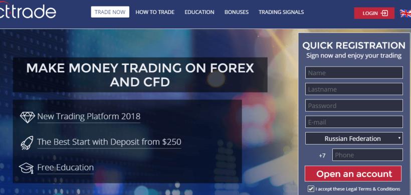 broker CT-Trade Reviews
