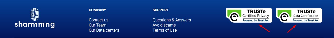 Reviews on Shamining.com trusted not a scam