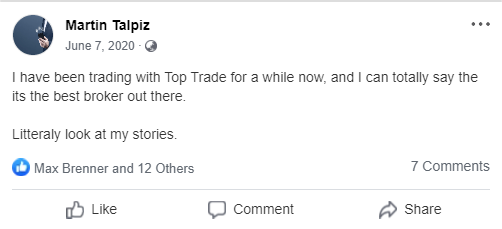 Toptrade broker review